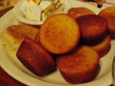 "Do you love the cornbread muffins at ""Cracker Barrel Restaurant""? I do. Amazing!!!"