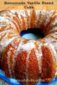 Cake from scratch ca
