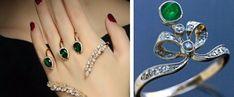 Dazzling Emerald Jewelry – wanaabeehere Ancient Persian, Emerald Jewelry, Emerald Green, Gemstone Rings, Gemstones, Earrings, Beautiful, Ear Rings, Stud Earrings