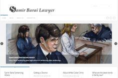 Samir Barai Sentencing gives legal advice on sentencing date, sentencing...