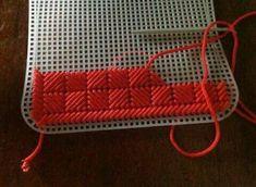 Gráficos de tapeçaria para fio de malha