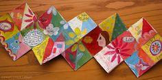 paper bag inspiration booklet