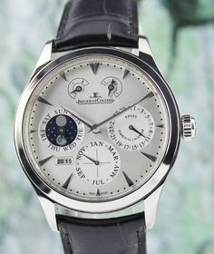 Jaeger-LeCoultre NEW Master Eight Days Perpetual Q1618420 (Retail:HK$175,000) OUR PRICE 售價: HK$129,800. #jlc #jaegerLeCoultre #jaeger_LeCoultre #jlcmastereight #master_eight #jaegerLecoultremastereight #jaeger_Lecoultre_master_eight #Q1618420 #JLC1618420