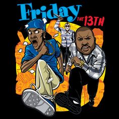 friday the funny Documentaries Friday the funny _ freitag der lustig _ vendredi 13 drôle _ viernes 13 gracioso _ friday the tattoo, friday the quotes, friday the aesthetic, friday the Friday The 13th Quotes, Friday The 13th Poster, Friday The 13th Funny, Friday The 13th Tattoo, Funny Friday Memes, Friday Humor, Monday Memes, Dope Cartoon Art, Dope Cartoons