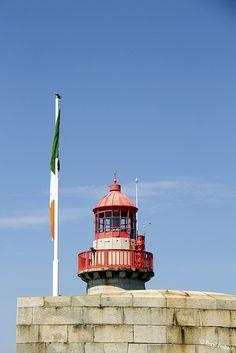 Dún Laoghaire East Pier Lighthouse