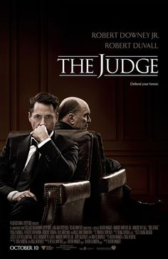 The Judge movie. 2 great actors. Funny, sad, amazing.