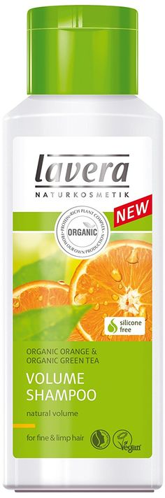 Lavera Organic Orange and Green Tea Volume Shampoo ** Details can be found by clicking on the image.
