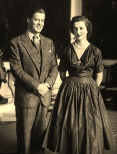 Princess Diana's parents