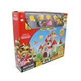 World of Nintendo Deluxe Mushroom Kingdom Castle Playset with exclusive Bowser Figure