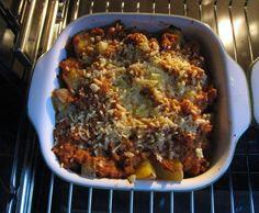Rezept Kartoffel-Kohlrabi-Auflauf, vegan, schnell und einfach von Barockisi - Rezept der Kategorie Hauptgerichte mit Gemüse