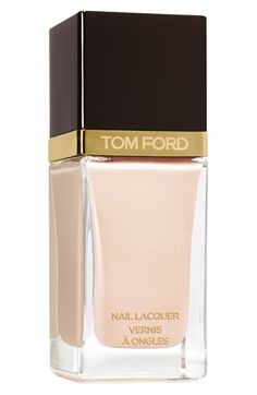 nail lacquer in naked / tom ford @nordstrom