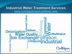 Culligan Industrial Water Word Cloud
