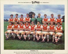 Nigel's Webspace - Ty-Phoo Tea, 1963/64 Famous Football Clubs, premium issues