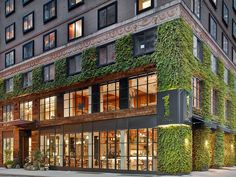 Fil Doux fabrics on the scene at the stunning 1Hotel Central Park Manhattan