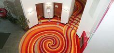 Glasshouse Hotel - Ireland. Carpet by Ege Carpets, Denmark. #allgoodthings #danish spotted by @missdesignsays