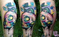 Tattoo works of Roberto Lauro Tattoo Artist - Naples, Italy - for info tattoo@robertolauro.com