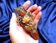 In the Name of Joy  Brilliant Carnelian by MultiverseWithin