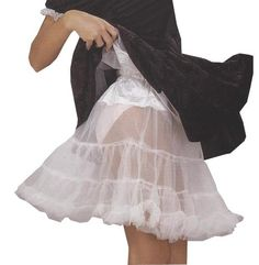 Adding a petticoat to your Costume for Women will add the wow factor you are looking for. Petticoat White - Adult Plus Size includes one white crinoline skirt. Full Body Costumes, Girl Costumes, Costumes For Women, Petticoated Boys, Simplicity Fashion, Cool Halloween Costumes, Halloween Parties, Adult Halloween, Pretty Lingerie