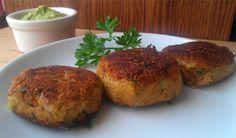 Gluten Free Salmon Cakes Recipe