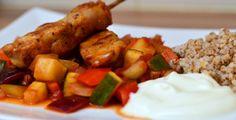 Bakekona - Lidenskap for en sunn livsstil Ratatouille, Meat, Chicken, Dinner, Healthy, Food, Blogging, Dining, Food Dinners