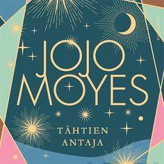 Tähtien antaja - Jojo Moyes - Äänikirja - BookBeat Calm, Cover, Artwork, Books, Youtube, Instagram, Work Of Art, Libros, Auguste Rodin Artwork