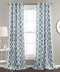 Master Bed Curtains Both Panels SONOMA Life Style Ayden