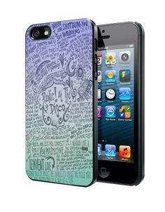 Panic at The Disco Lyric art Samsung Galaxy S3 S4 S5 Note 3  1bef4150e1468