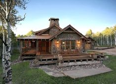 rustic cabin styles - Google Search