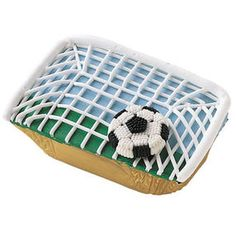 Soccer Score Mini Cake
