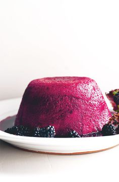 Make the most of hedgerow offerings in this autumnal version of British favourite Summer Pudding from Jessica Seaton, author of Gather Cook Feast. Go foraging for your own blackberries, raspberries, plums and hazelnuts to create this delicious treat.