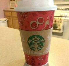 Tis the season for a pumpkin spice latte!