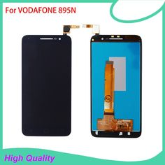 31.56$  Buy now - http://ali8zd.shopchina.info/go.php?t=32710168673 - LCD Display Touch Panel For VODAFONE 895 VF895 895N VF-895 Touch Screen Black Color Mobile Phone LCDs Free Shipping  #bestbuy
