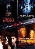 Panic Room/Flatliners/Perfect Stranger/Freedomland [2 Discs] [DVD]