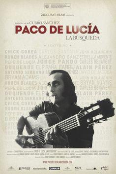 Paco de Lucia La Búsqueda. 2 discos cd + un documental dirigido por Curro Sánchez, hijo del guitarrista.-- Para saber si está disponible, pincha a continuación: http://absys.asturias.es/cgi-abnet_Bast/abnetop?ACC=DOSEARCH&xsqf01=paco+lucia+busqueda+curro+sanchez