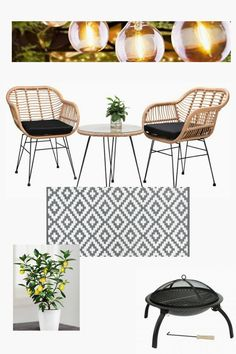 Outdoor Tables, Outdoor Decor, Patio Ideas, This Is Us, Outdoor Furniture, Interior, House, Home Decor, Indoor