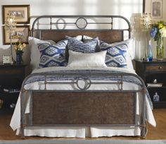 Danville Wesley Allen Beds Are Forged Iron And Hand Crafted In California With Several