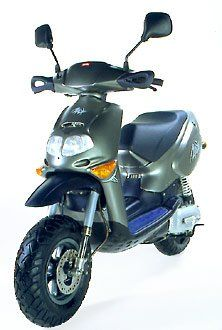 Prise d air scooter MBK 50 Spirit 2004 Neuf