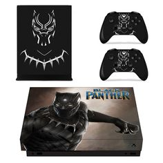 Video Games & Consoles Generous Batman And Joker Xbox One S 2 Sticker Console Decal Xbox One Controller Vinyl Video Game Accessories