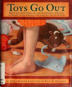 Toys Go Out, reviewed by Gina Ruiz