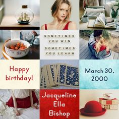 Harry Potter the Next Generation (Birthday): Jacqueline «Jackie» Ella Bishop • March 30, 2000 • Ravenclaw  • Tereza Palmer