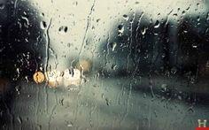 Rain Drop Wallpaper HD Natural Window 1920x1200px Resolution