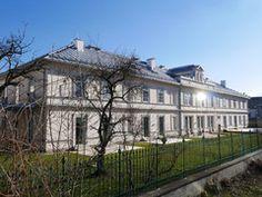 riverfront villach, michael schön Mansions, House Styles, Home, Decor, Villach, Real Estates, Decoration, Manor Houses, Villas