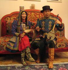 Sakha people of Russia- I like her dress~