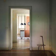 """Modernist, Italian design, """"Cicognino"""" table design Franco Albini for Poggi www.capperidicasa.com"""
