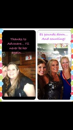AdvoCare Before and After! WWW.ADVOSTARZ.COM