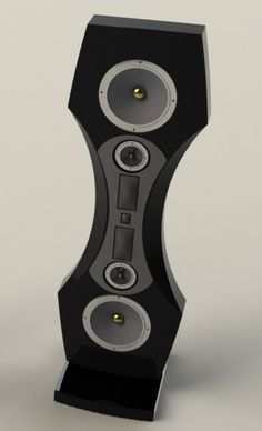 Instrument 3 Dipolar Loud speaker