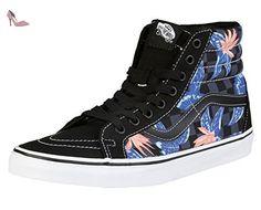 Adulte U Mixte Bottines Chaussures De En Vans Hi Forme Sk8 Noir TxzqppOw