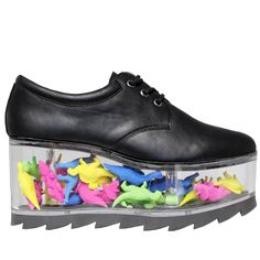 These are the coolest shoes ever they have little dinosaurs in them why why why do they have to be so expensive