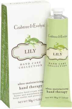 Crabtree & Evelyn Lily Hand Therapy
