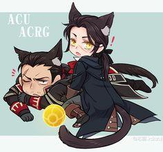 ac arno and shay cute